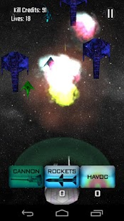 Planet Shield Space Defense - screenshot thumbnail