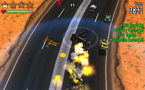 Reckless Getaway Free - screenshot thumbnail