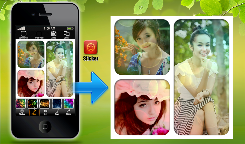 Photo Art Studio - Camera HD - screenshot