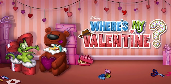Где же Валентинка? (Where's My Valentine?) скачать для Android