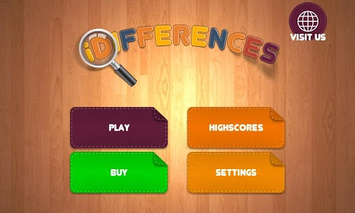 iDifferences or EyeDifferences- screenshot thumbnail