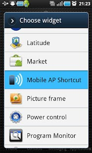 Mobile AP Shortcut - screenshot thumbnail