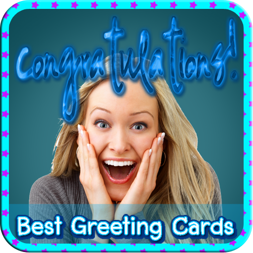 New!!! Best Greeting Cards LOGO-APP點子
