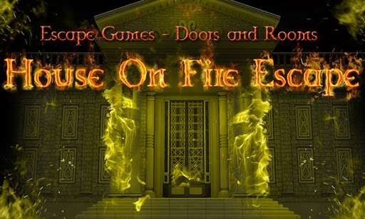 Escape Games_House on Fire