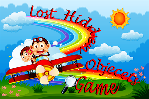 Lost Hidden Objects Game