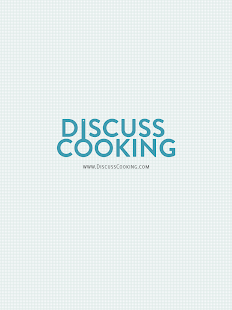 Discuss Cooking - screenshot thumbnail