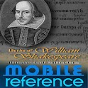Works of William Shakespeare logo