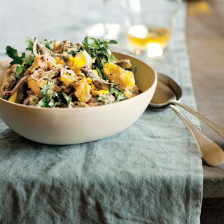 Dilly Bean Potato Salad