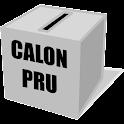 Senarai Calon PRU icon
