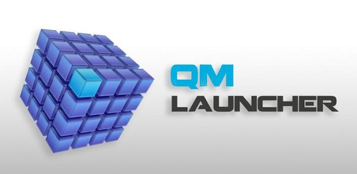 QM Launcher apk