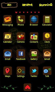 single Theme GO Launcher EX - screenshot thumbnail