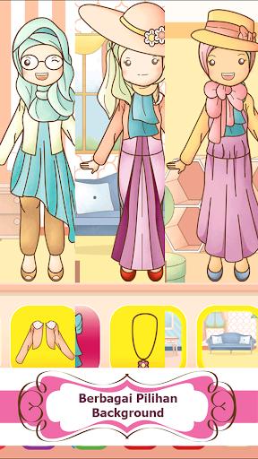 玩休閒App ヒジャーブドレスアップ女性のイスラム教徒シリーズ免費 APP試玩