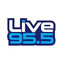 Live 95.5 icon