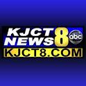 KJCT News 8 logo