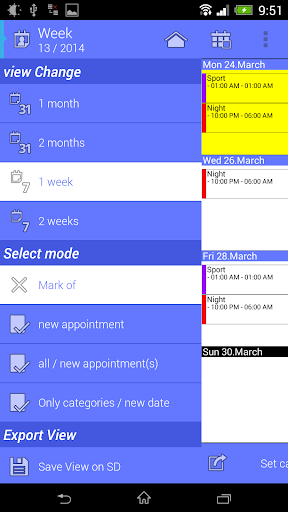 【免費商業App】Work Calendar-APP點子