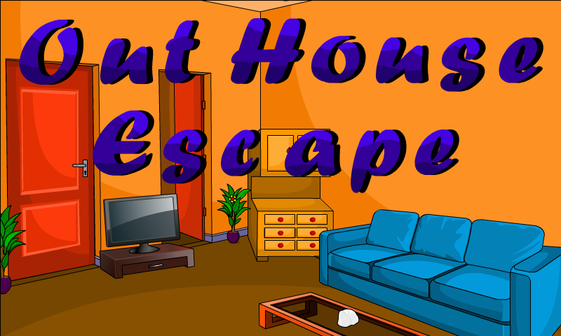 Out House Escape- screenshot