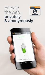 avast! SecureLine VPN - screenshot thumbnail