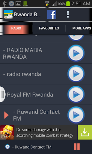 Rwanda Radio News