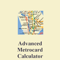 Advanced Metrocard Calculator icon