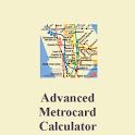 Advanced Metrocard Calculator icon