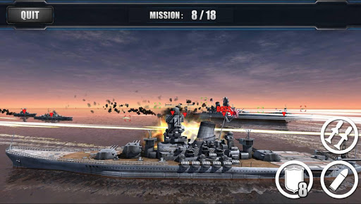 World Warships Combat 1.0.13 screenshots 5