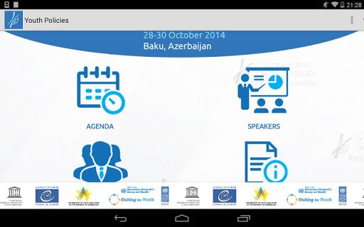 【免費商業App】Youth Policies-APP點子