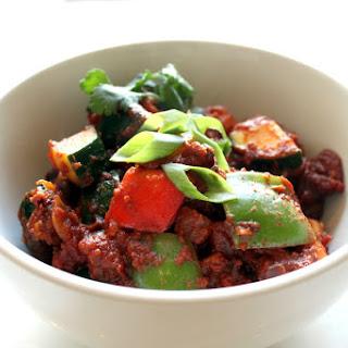 Healthy Vegan Chili [Gluten-Free]