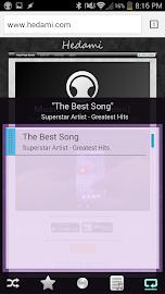 Music Player (Remix) Screenshot 3