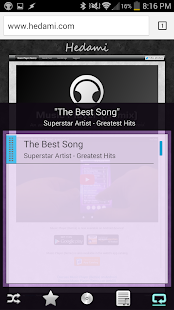 Music Player (Remix)- screenshot thumbnail