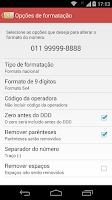 Screenshot of Operadora DDD