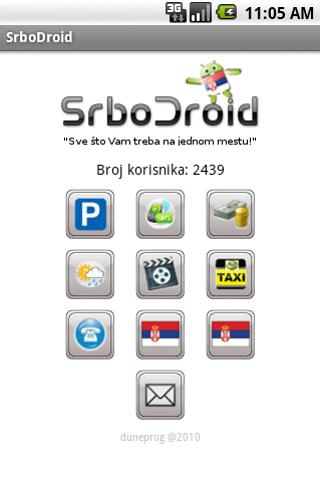 SrboDroid (СрбоДроид)- screenshot