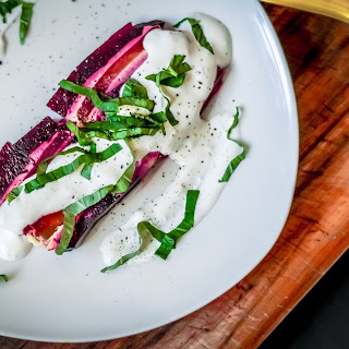 Beet Terrine With Horseradish Creme