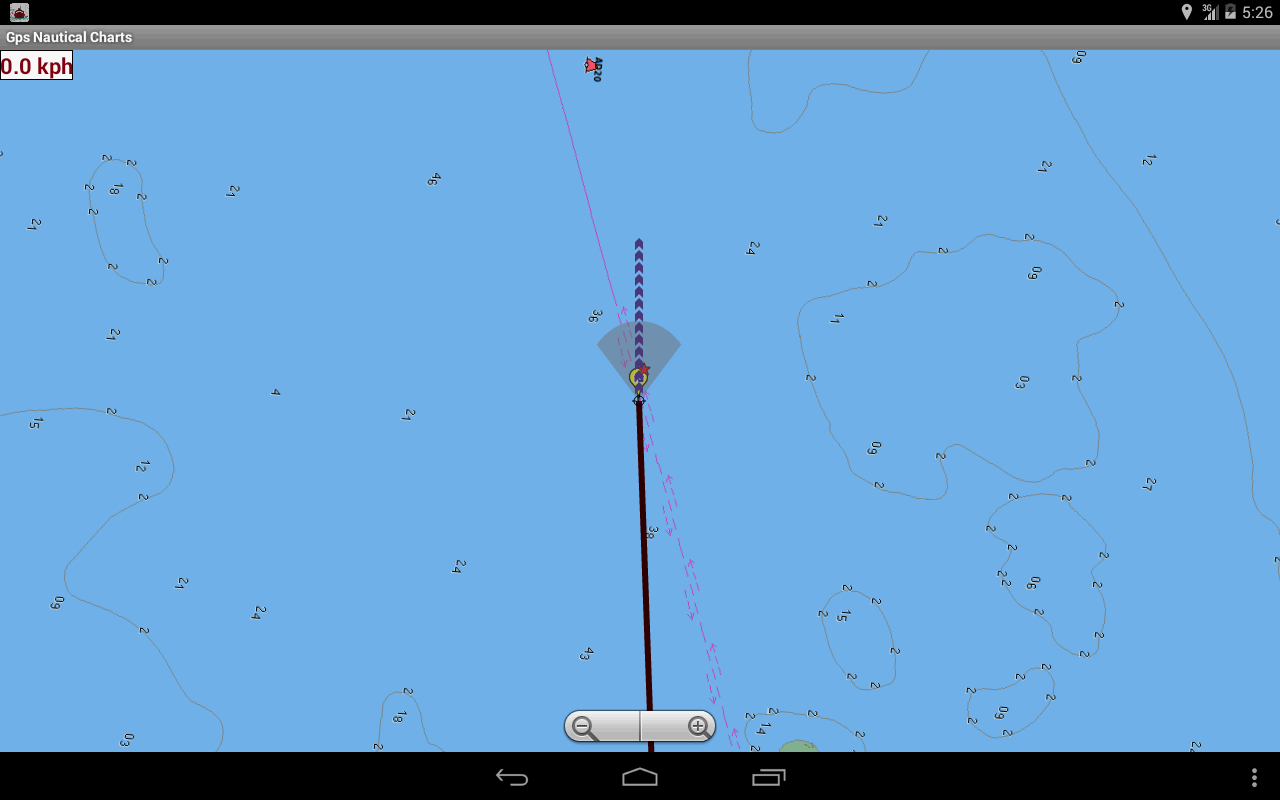Marine Navigation / Charts USA - screenshot