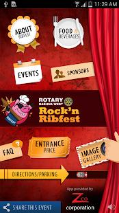 Rotary Nashua Rock'n Ribfest - screenshot thumbnail