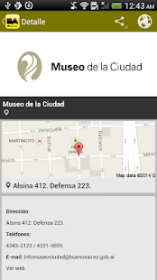 BA Museos - screenshot thumbnail
