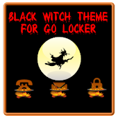 Black Witch Halloween GoLocker