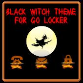 Black Witch Halloween GoLocker