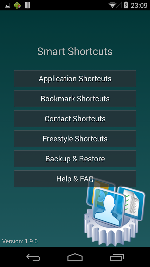 Smart Shortcuts- screenshot