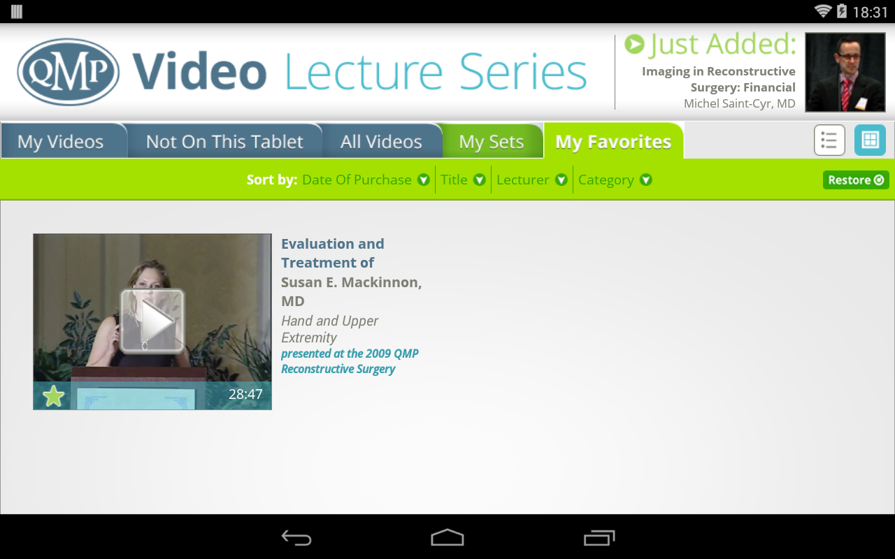 VLS: Surgical Videos- screenshot