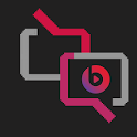 EvolveSMS Lines Purple 2 Tone icon