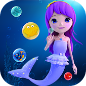 Ocean Bubble Mermaid