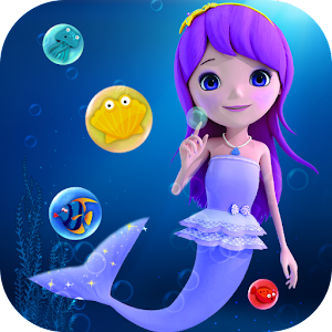 Ocean Bubble Mermaid for PC and MAC