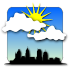 Cloudy Sky Live Wallpaper icon