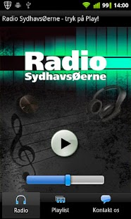 Radio SydhavsØerne- screenshot thumbnail