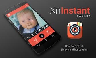 Screenshot of InstaCam Pro - Camera Selfie