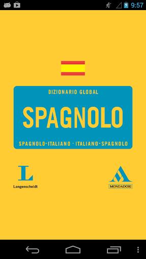 Spagnolo-Italiano Dizionario