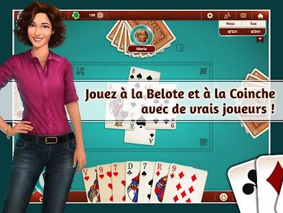 Belote.com - Coinche Belote
