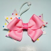Homemade Hair Bows