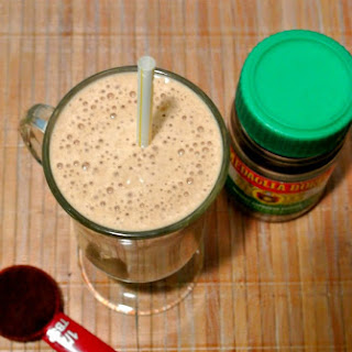 Espresso Banana Breakfast Smoothie