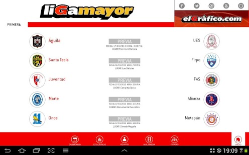 Liga Mayor - screenshot thumbnail